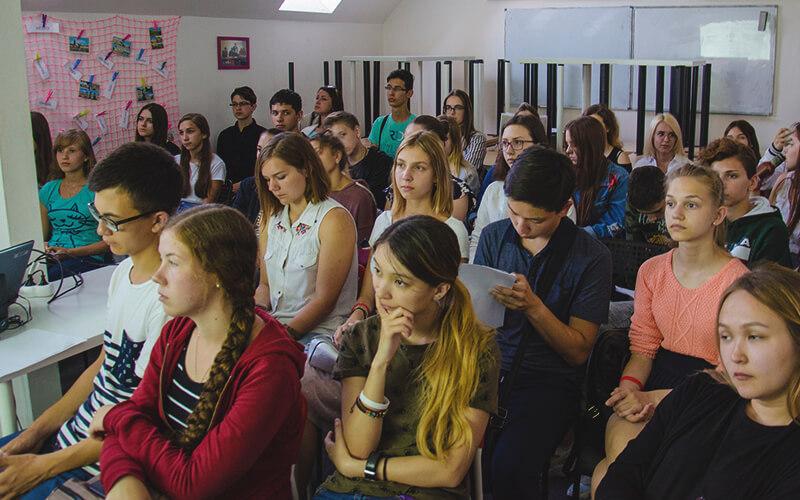 Літня школа в Чехії