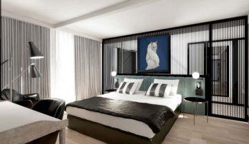 Мадридский тематический отель приглашает меломанов!