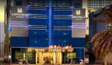 Copthorne Hotel Sharjah 4*, Шарджа, ОАЭ