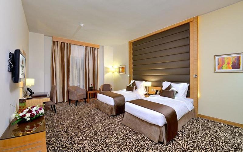 Номер в Copthorne Hotel Sharjah 4*, Шарджа, ОАЭ