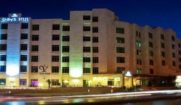 Days Inn Hotel & Suites 4*, Амман, Иордания