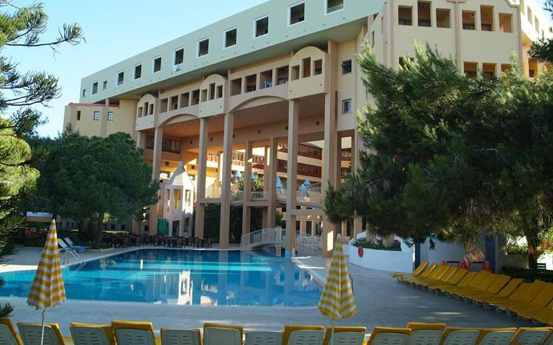 Зона отдыха вLabranda Excelsior Hotel 4*, Сиде, Турция