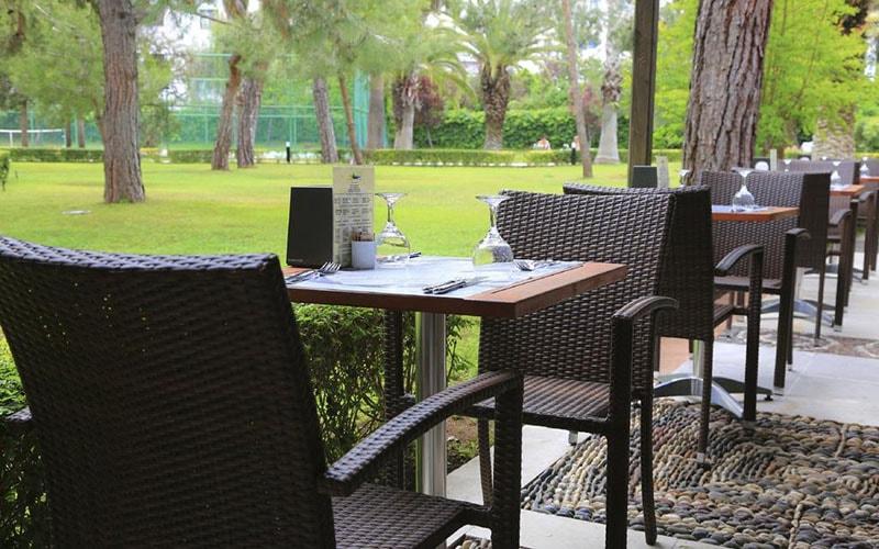 Кафе в Labranda Excelsior Hotel 4*, Сиде, Турция