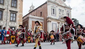 Італійці запрошують зустріти «Пізанський Новий Рік»