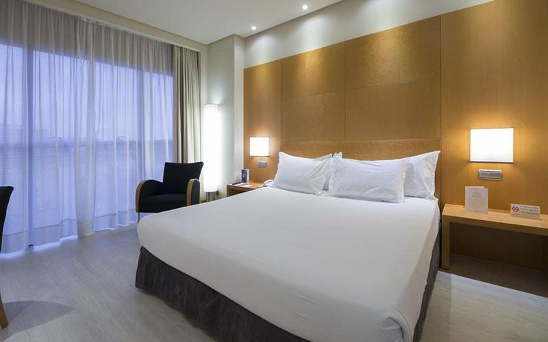 Номер в Silken Puerta Madrid Hotel 4*, Мадрид, Испания