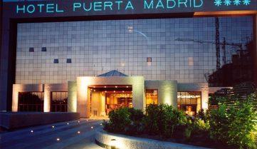 Silken Puerta Madrid Hotel 4*, Мадрид, Испания