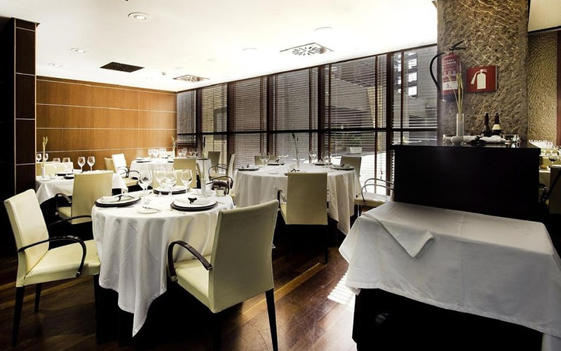 Ресторан в Silken Puerta Madrid Hotel 4*, Мадрид, Испания