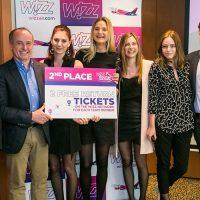 Українські студенти мають шанс безкоштовно політати рейсами «Візз Ейр»