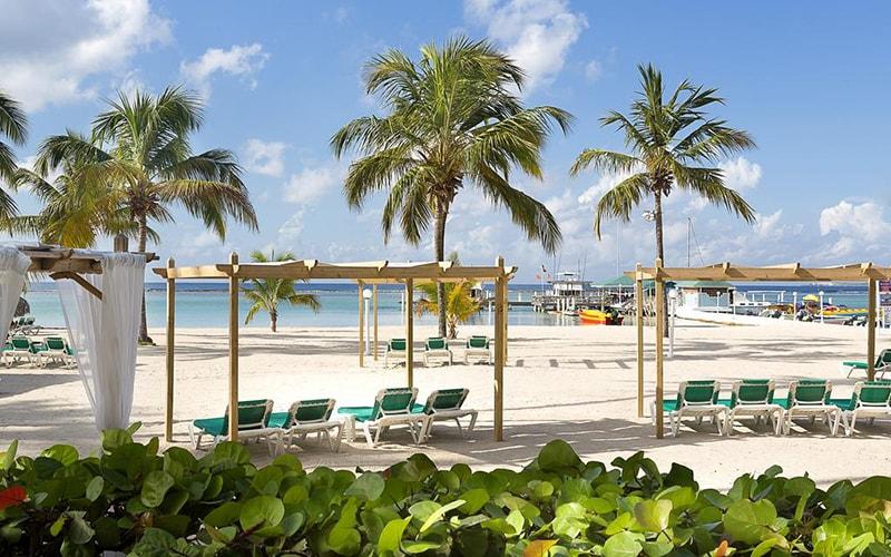 Пляж отеля Whala!Boca Chica 3*, Бока Чика, Доминикана