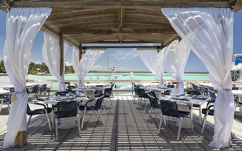 Ресторан готелю Whala!Boca Chica 3*, малоротая, Домінікана