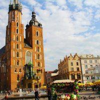 Автобусный тур в Европу: Краков, Прага и Берлин