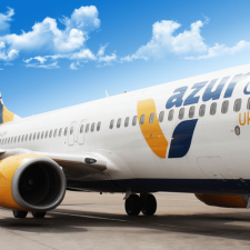 «Азур Эйр Украина» анонсировала авиарейсы Харьков - Барселона