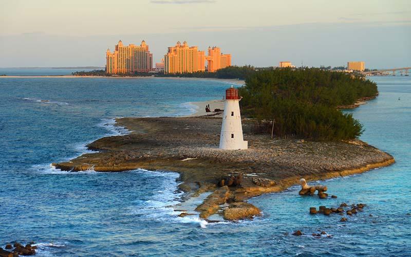 Круизы из Майами, Багамы