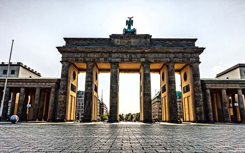 тур в Европу: Берлин