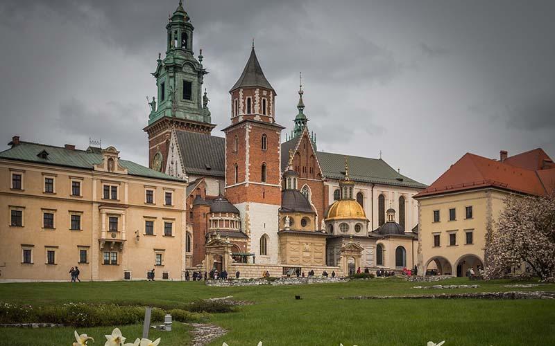 тур в Европу: Краков