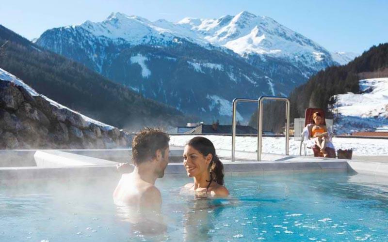 Оздоровительный туризм в Австрии