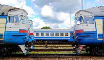 На Пасхальные праздники запущены дополнительные поезда