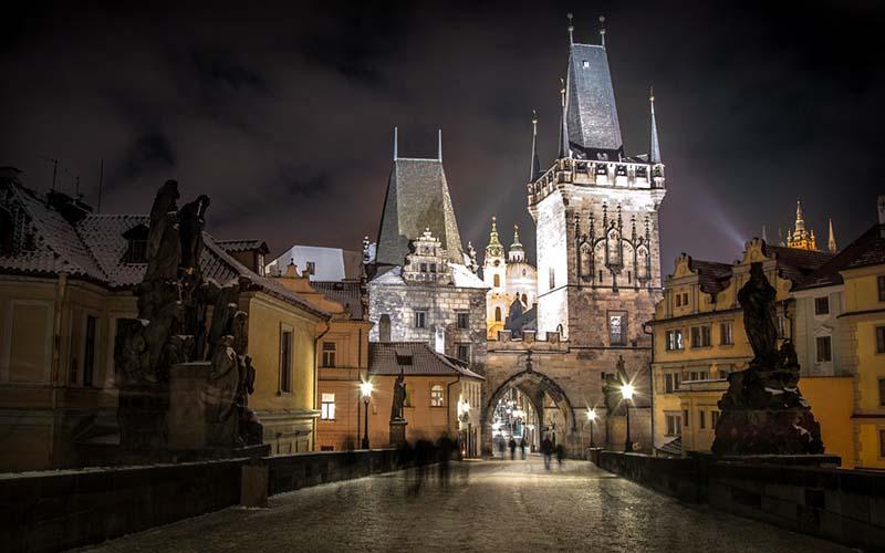 тур в Европу: Прага