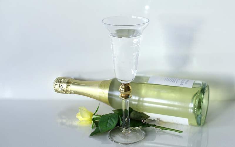 Просекко - это шипучее игристое вино