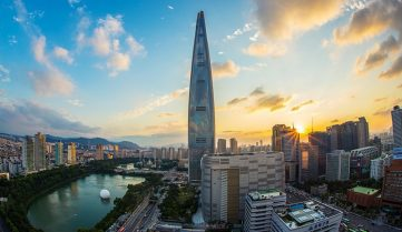 В Южной Корее можно сэкономить на отеле