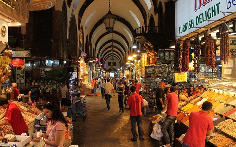 Великий базар у Стамбулі