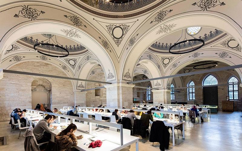 Библиотека Баезид
