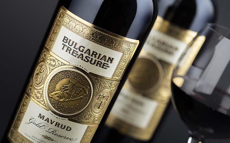 болгарське вино