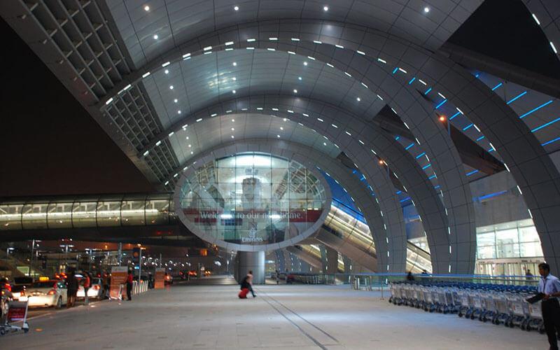 Аэропорт Дубая, ОАЭ