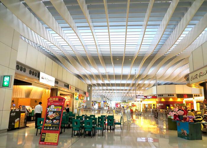 Аэропорт Гонконга или Чхеклапкок