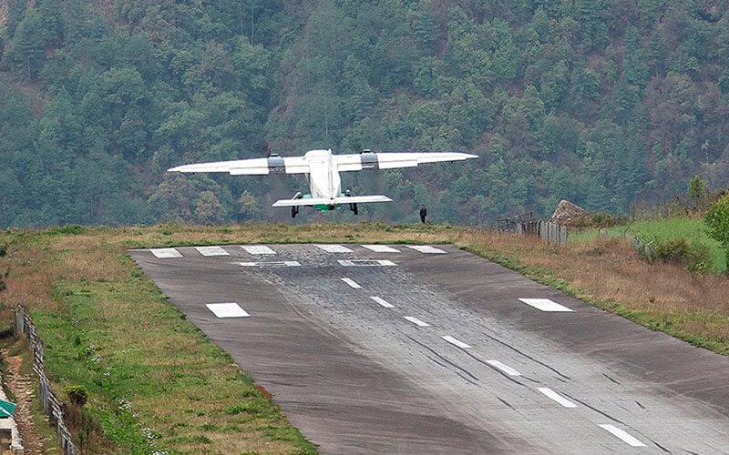 Аэропорт Хианчо-Ираускин, остров Саба