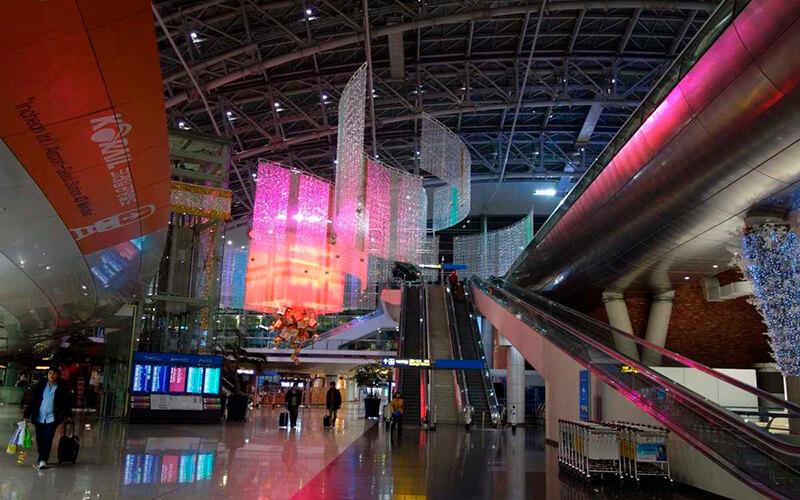 Аэропорт Мюнхена имени Франца-Йозефа Штрауса, Германия