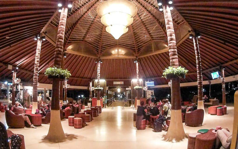Аэропорт Самуи, Таиланд