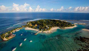 Holiday Inn Resort Kandooma 5*, Южный Мале Атолл, Мальдивы