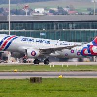 Иорданский перевозчик будет летать из «Жулян» в Амман