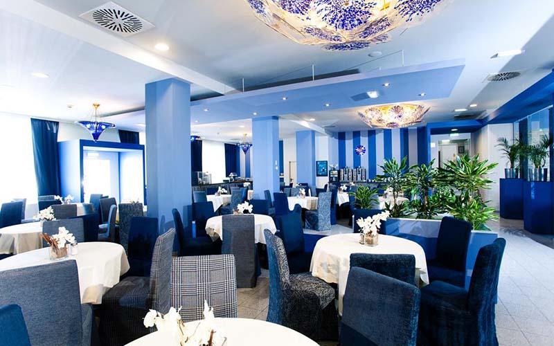 Ресторан в Lenas Donau Hotel 3*, Вена, Австрия