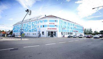 Lenas Donau Hotel 3*, Вена, Австрия