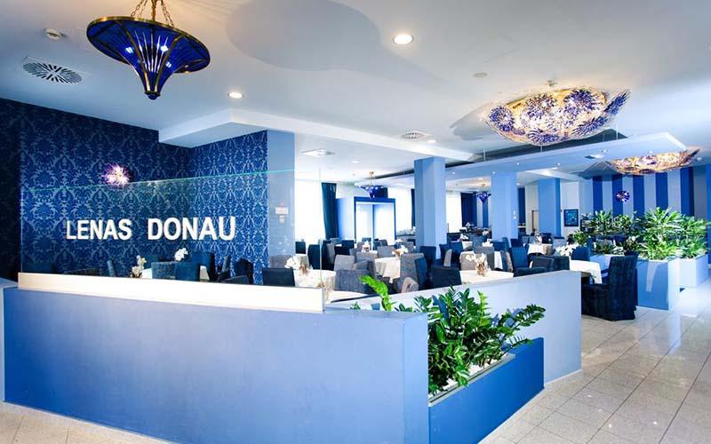 отель Lenas Donau Hotel 3*, Вена, Австрия