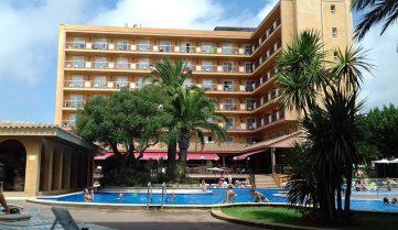 Luna Park Hotel 3*, Коста Дель Маресме, Испания