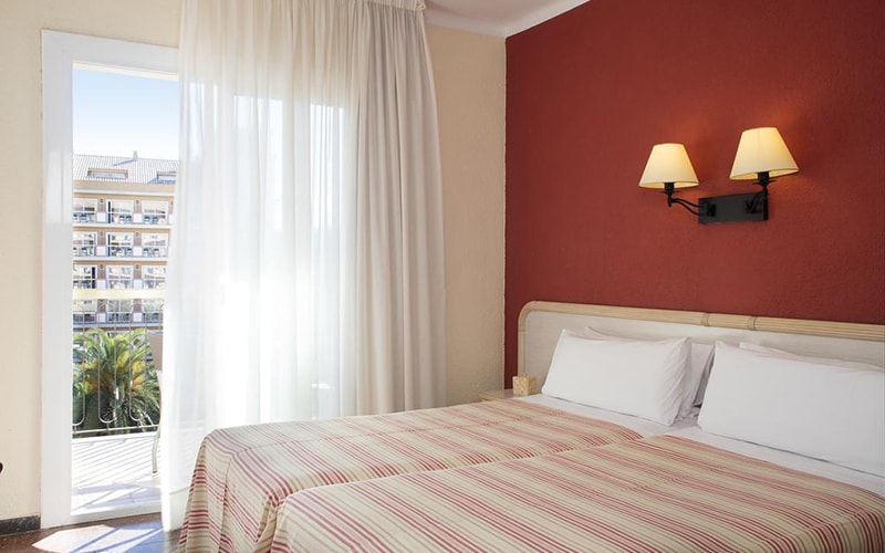 Номер в Luna Park Hotel 3*, Коста Дель Маресме, Іспанія