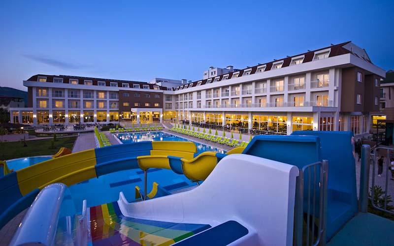 MG White Lilyum Hotel 5*, Кемер, Туреччина
