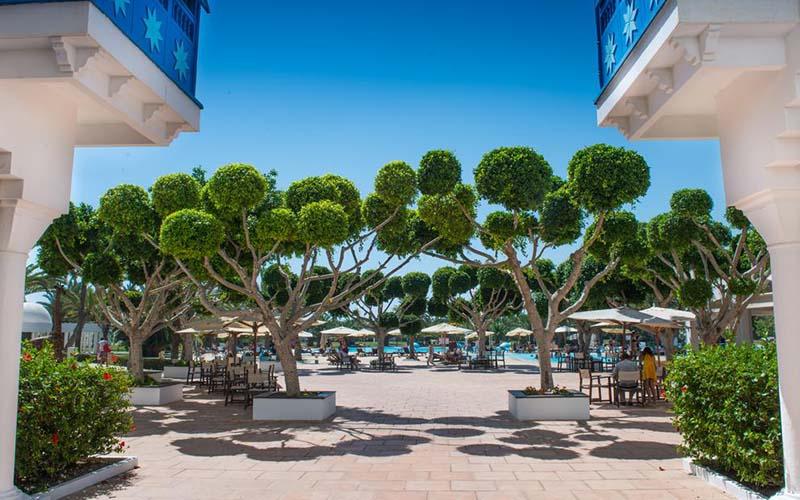 готель Mirage Beach Club 4*, Хаммамет, Туніс