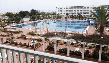 Mirage Beach Club 4*, Хаммамет, Тунис