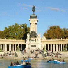 В Мадриде открываются новые панорамные виды