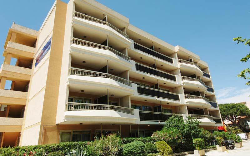 Отель Residence Maeva Les Platanes 3*, Сен-Тропе, Франция