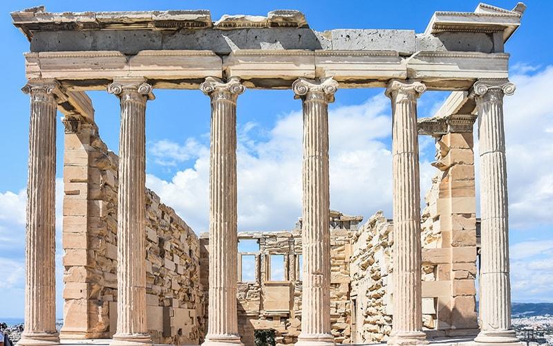 круиз в античную Грецию, Афины