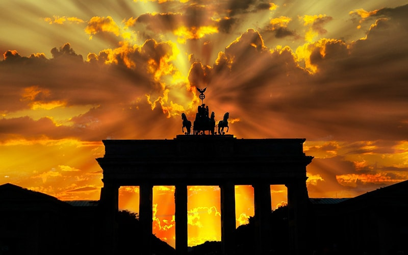 Праздничные выходные в Германии, Берлин