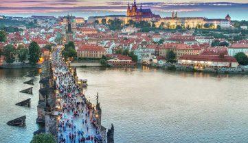 Заработал новый комплексный маршрут из Западной Украины в Прагу