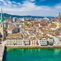 Swiss вновь летает по авиамаршруту Киев - Цюрих - Киев