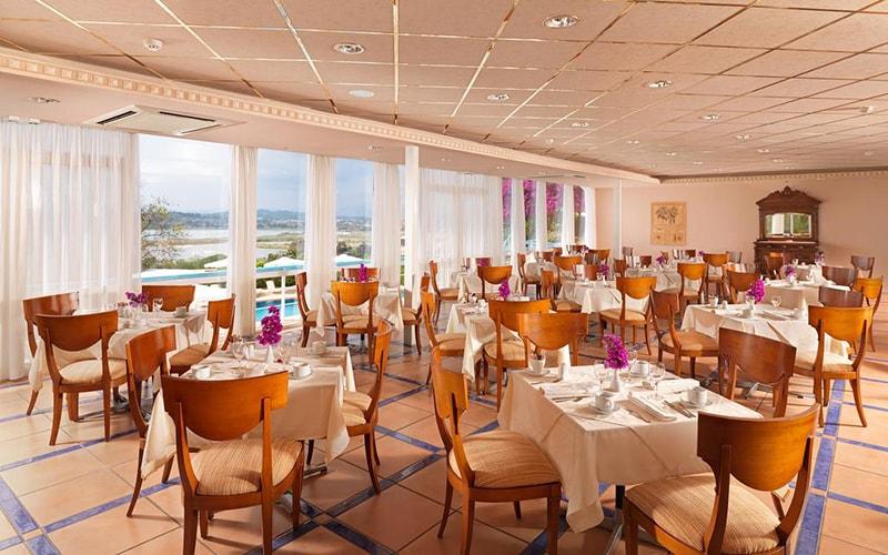 Ресторан в Divani Corfu Palace 4*, о. Корфу, Греция