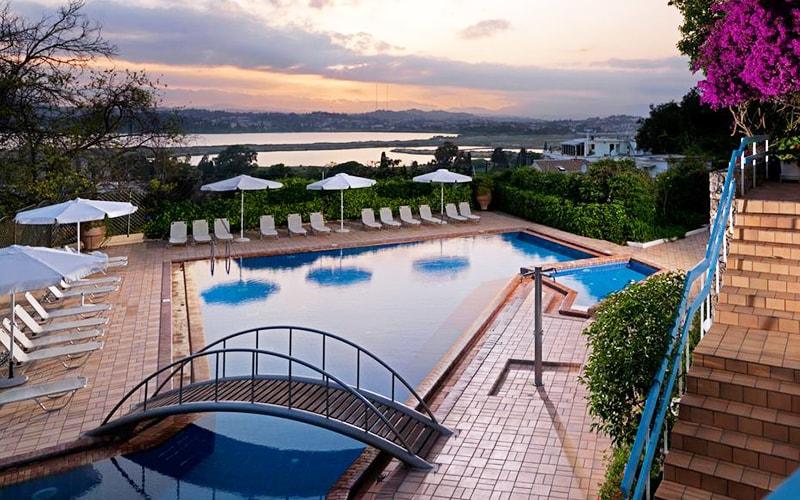 Территория в Divani Corfu Palace 4*, о. Корфу, Греция